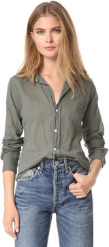 Frank And Eileen Barry Button Down Blouse