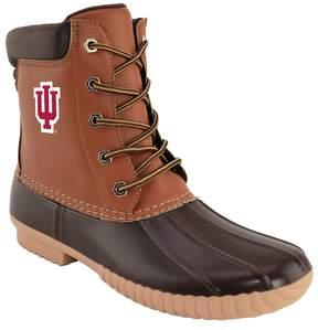 NCAA Men's Indiana Hoosiers Duck Boots