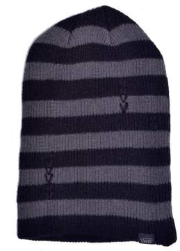 Vans Off The Wall Boast Stripe Beanie Hat Size OS