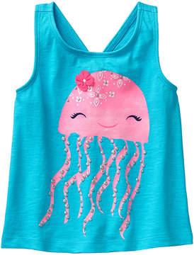 Gymboree Scuba Blue Jellyfish Tank - Infant, Toddler & Girls