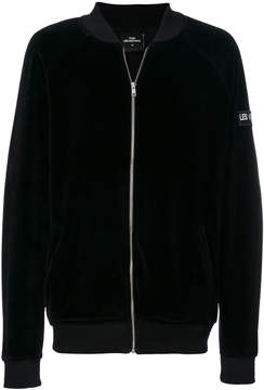 Les (Art)ists zipped fitted sweatshirt
