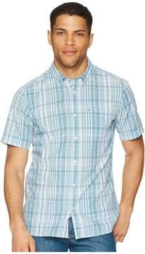 Hurley Dri-Fit Johnny Short Sleeve Woven Men's Clothing