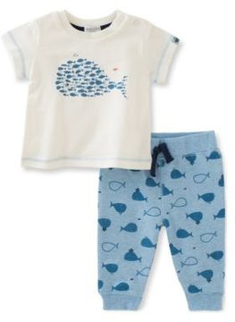Absorba Baby's Two-Piece Top & Pants Set