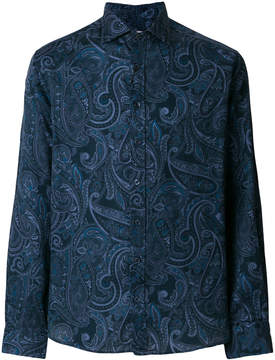 Etro Tom paisley shirt