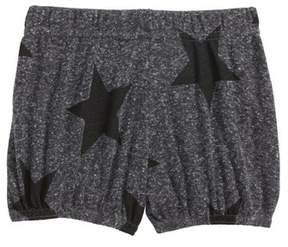 Nununu Star Print Yoga Shorts