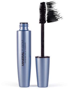Mineral Fusion Raven Waterproof Mascara by 0.57oz Makeup)