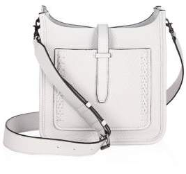 Rebecca Minkoff Small Unlined Leather Feed Bag - PUTTY - STYLE