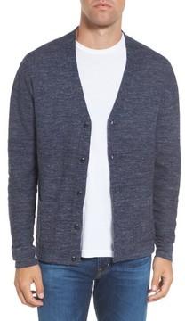 Grayers Men's Wadsworth Modern Fit Wool & Linen Cardigan