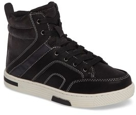Steve Madden Boy's Cooler High Top Sneaker