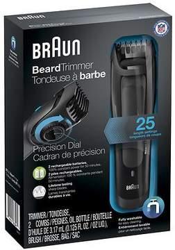 Braun Beard Trimmer BT5050 Black