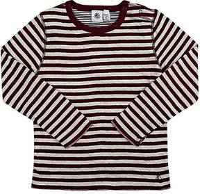 Petit Bateau STRIPED COTTON T-SHIRT
