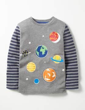 Boden Glow-in-the-dark Space T-shirt