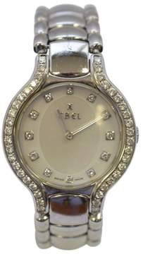Ebel Beluga E9157428-30 Stainless Steel & Mother Of Pearl Dial 27mm Womens Watch