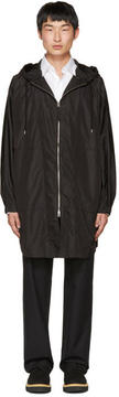 Our Legacy Black Fly Parka