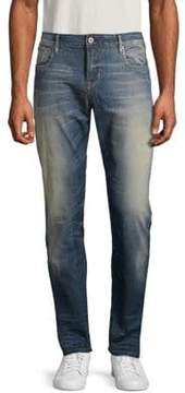 Scotch & Soda Classic Faded Jeans