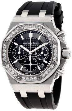 Audemars Piguet Royal Oak Offshore Black Dial Automatic Men's Chronograph Watch