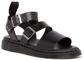Dr. Martens Gryphon Buckle Strap Sandal