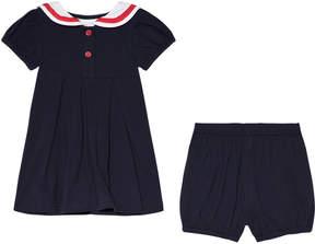 Rachel Riley Jersey Sailor Dress and Briefs