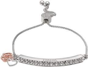 Brilliance+ Brilliance Nana Adjustable Bracelet with Swarovski Crystals