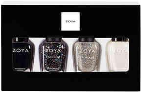 Zoya Women's Winter Wished Quad Nail Polish Set - 4 Pack