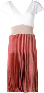 Agnona pleated short dress