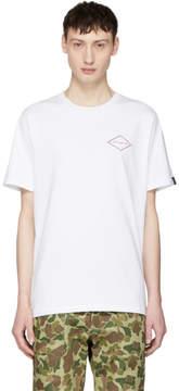 Rag & Bone White Mini Graphic T-Shirt