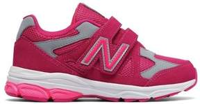 New Balance Unisex Children's 888v1 Hook and Loop Sneaker - Little Kids
