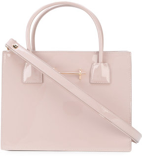 M2malletier small top handles tote