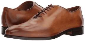 Matteo Massimo Bal Plain Toe Men's Lace Up Cap Toe Shoes