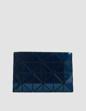 Bao Bao Issey Miyake Lucent Metallic Pouch in Blue