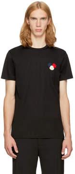 Moncler Black Maglia T-Shirt