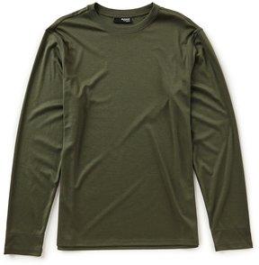 Murano Liquid Luxury Slim-Fit Crew Neck Shirt