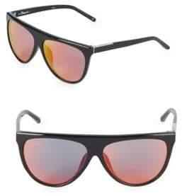 3.1 Phillip Lim 62MM Aviator Sunglasses