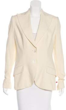 Christian Dior Diorissimo-Lined Jacket