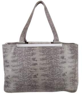 MICHAEL Michael Kors Embossed Suede Bag