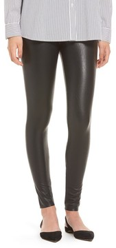 Commando Women's Control Top Faux Leather Leggings