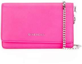Givenchy small 'Pandora' chain wallet