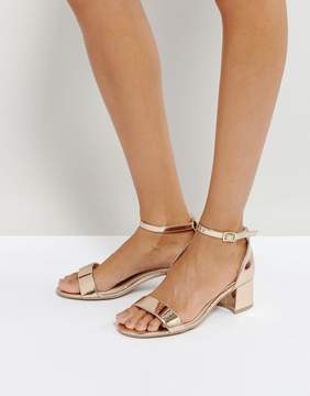 Qupid Kitten heel Sandals