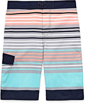 Arizona Stripe Swim Trunk - Boys 4-20