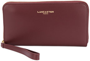 Lancaster all around zip wallet