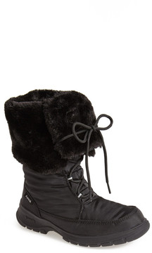 Kamik Seattle Waterproof Faux Fur Boot
