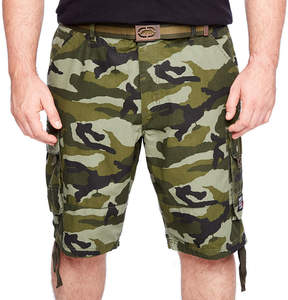 Ecko Unlimited Unltd Ripstop Cargo Shorts Big and Tall