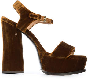 Laurence Dacade open-toe platform sandals