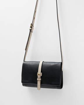 Express Color Block Crossbody Bag