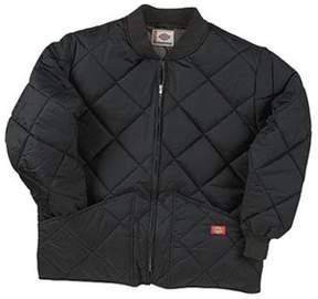 Dickies Men's Diamond Quilted Nylon Jacket Tall.