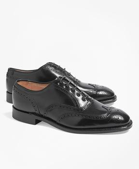 Brooks Brothers Cordovan Leather Wingtips