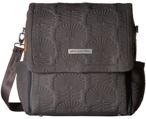 petunia pickle bottom - Embossed Boxy Backpack Backpack Bags