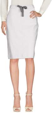 Le Tricot Perugia Knee length skirts