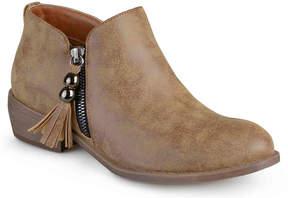 Journee Collection Women's Kizzy Western Bootie