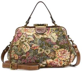 Patricia Nash Tapestry Collection Gracchi Satchel